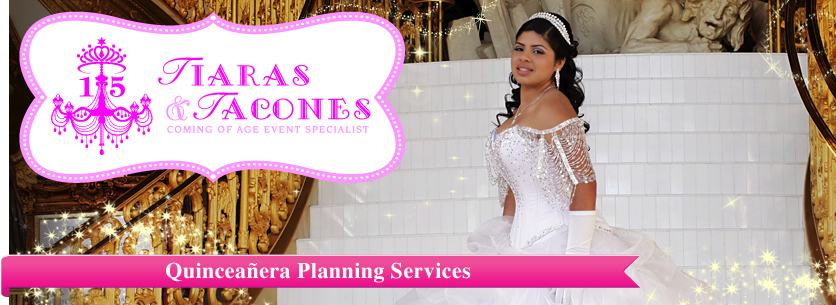 Quinceanera Planning Services